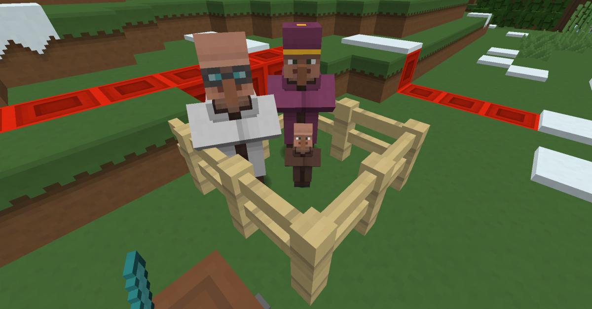 Tierbälle Flyboots Spielershops Kolben Fix Gamemode Uvm - Minecraft hauser dorfbewohner
